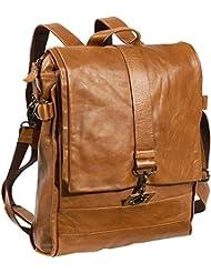 AmeriLeather Vintage Messenger Bag/Backpack