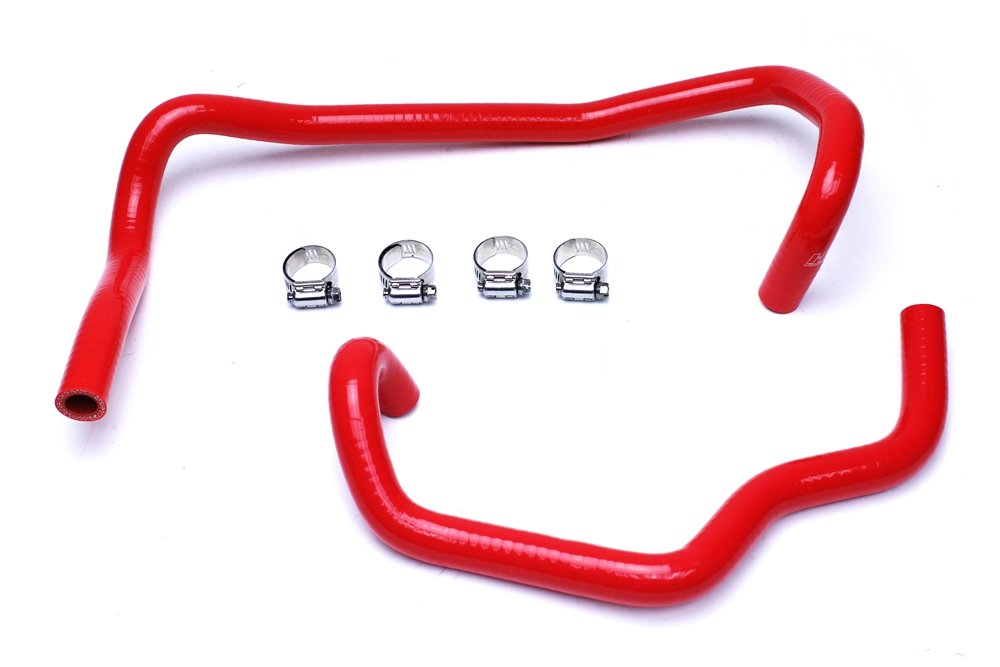 HPS 57-1469-RED Silicone Heater Hose Kit Coolant