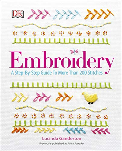 Embroidery A Step-by-Step Guide