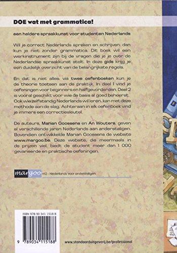 Amazonin Buy Doe Wat Met Grammatica Een Gids Book Online At Low
