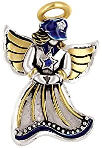 Wings and Wishes Angel Tac Pin, Policeman Angel