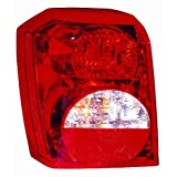 Depo 334-1917L-AC Dodge Caliber Driver Side Replacement Taillight Assembly