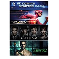Featured DC Comics titles on Blu-ray and DVD