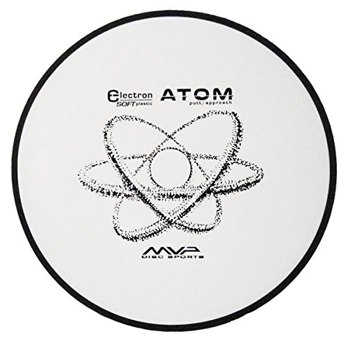 MVP Electron Soft Atom (ASSORTED COLORS) (165-170 grams) by MVP Disc Sports