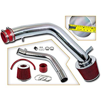 HPS Cold Air Intake Kit K/&N Filter for Acura 04-08 TSX 2.4L POLISH 05 06 07