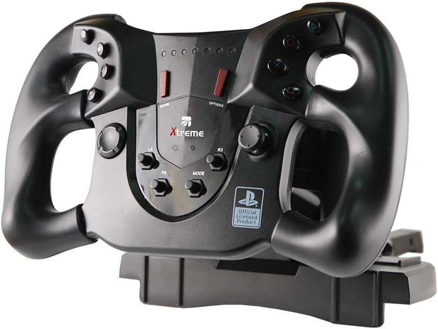 PlayStation 4: Volante Pace Wheel Ps4 4 Axis X F1 - Classics [Importación italiana]: Amazon.es: Videojuegos