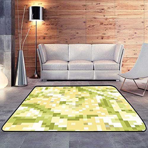 Rugs for Kitchen Floor,Linden Seamless W 78.7
