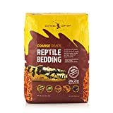 Critters Comfort Coconut Reptile Bedding Organic Substrate - Coarse, 21 Quarts