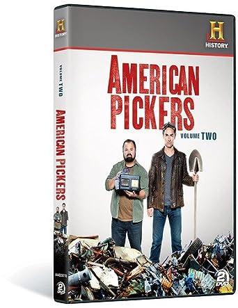 American pickers danielle na
