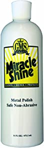 Miracle Shine Metal Polish - 16 Oz