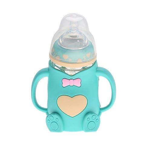 Biberón, biberón infantil de lactancia antirreflejo ...