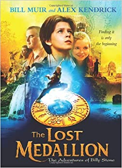 The Lost Medallion: The Adventures Of Billy Stone Bill Muir 51pZRBPkYmL._SY344_BO1,204,203,200_