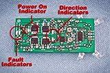 SBE Solar Tech 24v Analog Solar Tracker Control Board