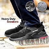 Zoomarlous 2019 New Men Heavy Duty Sneaker Safety