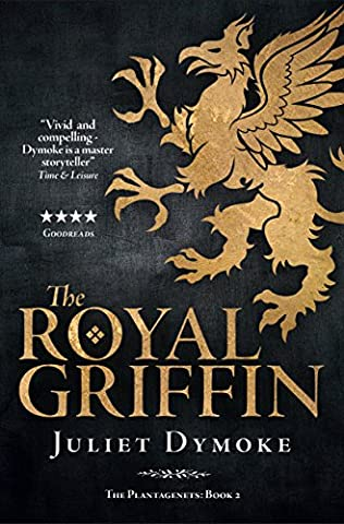 book cover of The Royal Griffin