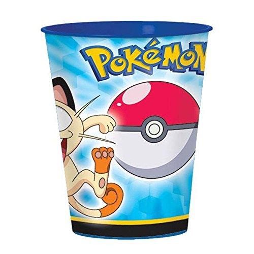 Pokemon Pikachu Birthday Keepsake Plastic