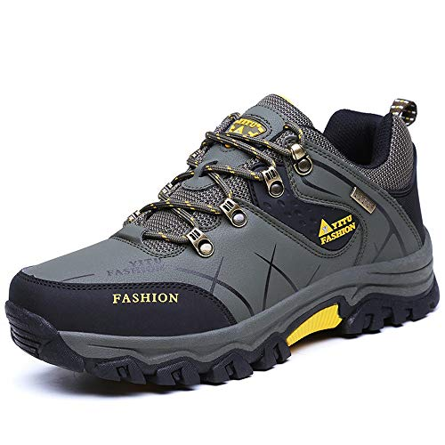 Fashion Shoebox Hiking Boots Men High Top Trekking, used for sale  Delivered anywhere in USA