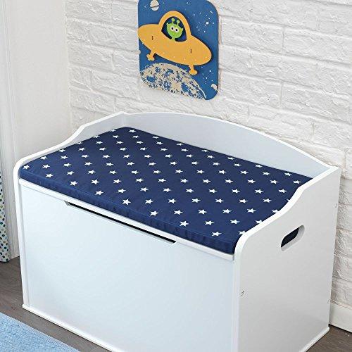 KidKraft Austin Cushion Toy Box product image