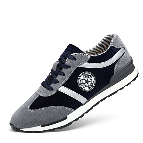 Minitoo 39 26 LHEU Sneaker Grau EU Grau Herren LH17 Größe 1TaOw1