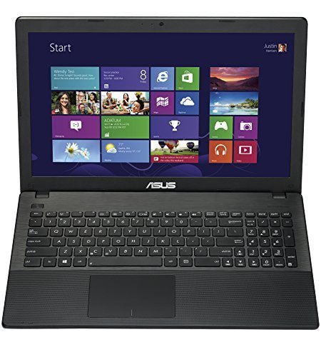 ASUS 15.6-Inch Intel Dual-Core Celeron 2.16 GHz Laptop 4GB RAM and 500GB Hard Drive