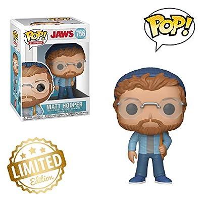 Funko Pop! Movies: Jaws- Matt Hooper