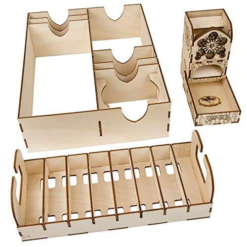 The Broken Token Box Organizer for Sagrada