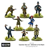 Bolt Action: Operation Sea Lion - Defenders of the Realm