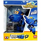 15cm ABS Super Wings Deformation Airplane Robot Action Figures Super Wing Transformation toys for children gift Brinquedos