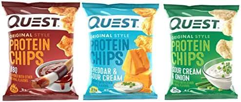 Tortilla & Corn Chips: Quest Nutrition