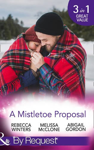 book cover of A Mistletoe Proposal