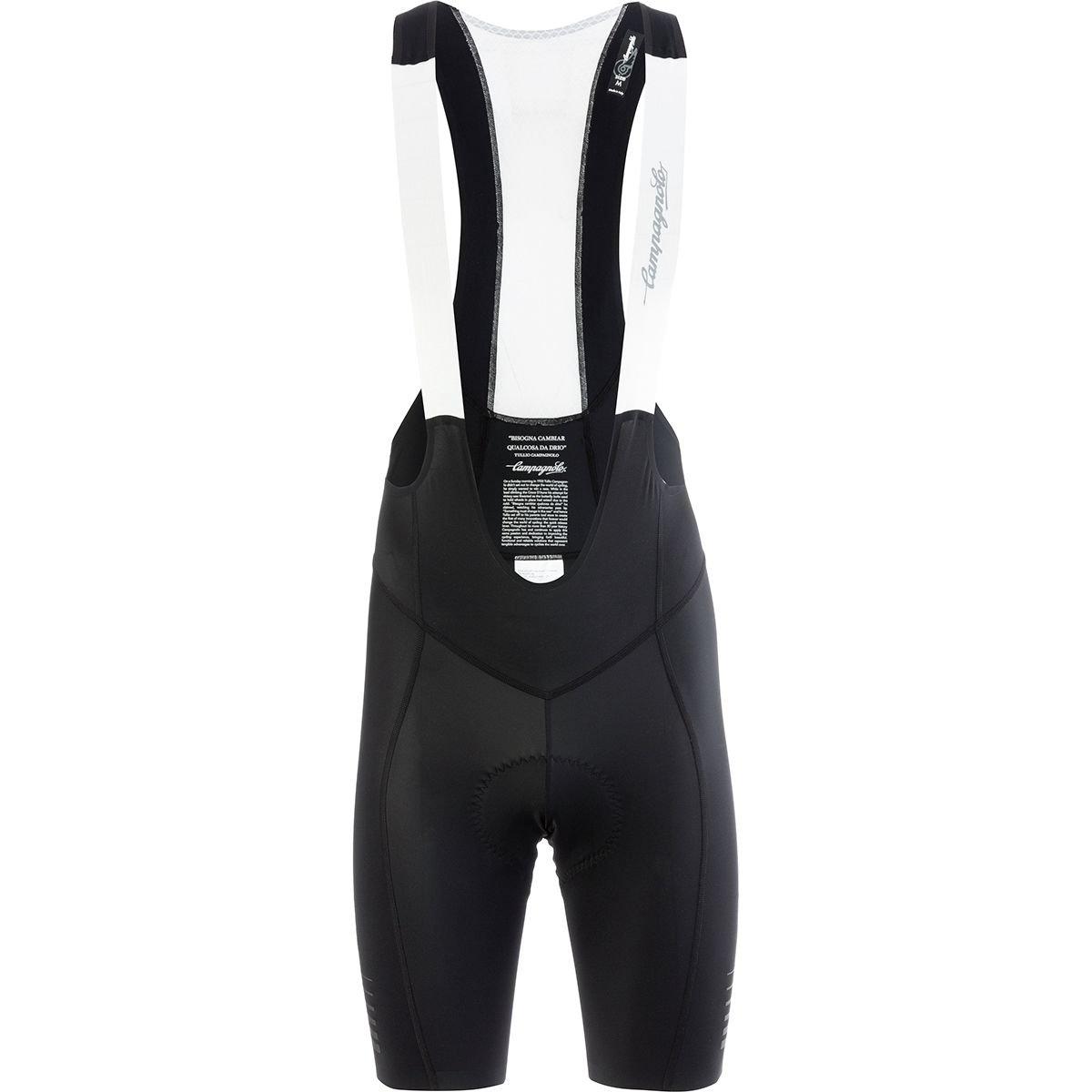 Campagnolo Magnesio Bib Short – Men 's Large ブラック B07DWBBW1W