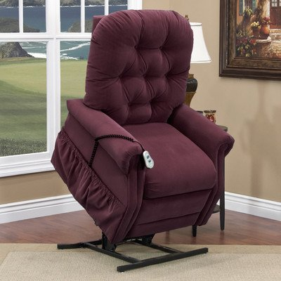 (25 Series 3 Position Lift Chair Upholstery: Cabo - Havana)