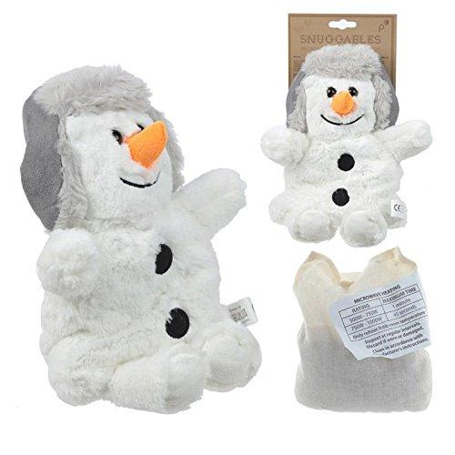 Bolsas de sala - Microondas Snuggables Navidad muñeco de ...