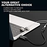 DuKabel ProSeries USB to 3.5mm Jack Audio