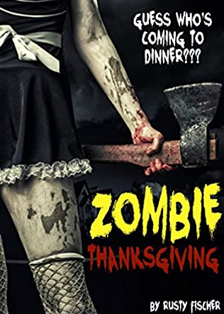 book cover of Zombie Thanksgiving