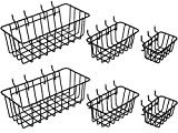 Dorman Hardware 4-9845 Peggable Wire Basket Set, 3-Pack (2 X 3 Pack)