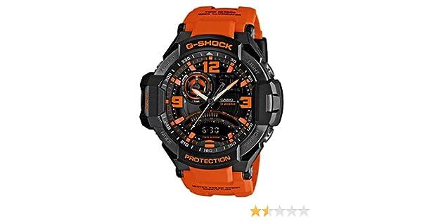 Casio G 4aAmazon Ga Hombre Para esRelojes Reloj Shock 1000 9E2IDYWH