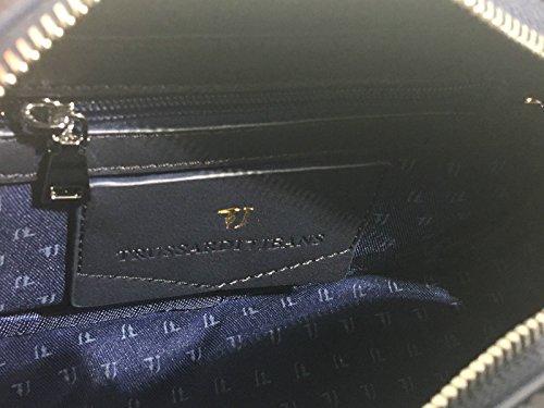 TRUSSARDI JEANS by Trussardi , Sac pour homme à porter à l'épaule bleu bleu