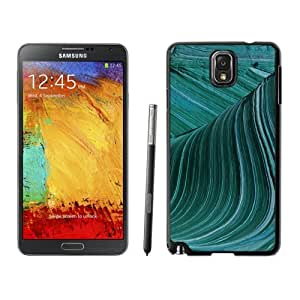 NEW Unique Custom Designed Samsung Galaxy Note 3 N900A N900V N900P N900T Phone Case With Swirly Wave Electron Microscope Imagery_Black Phone Case