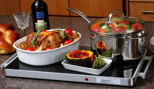 classic kitchen warming tray - 4