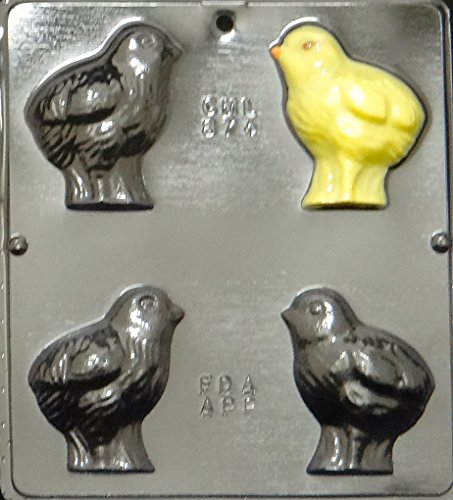 Chick Assembly Chocolate Candy Mold Easter 874