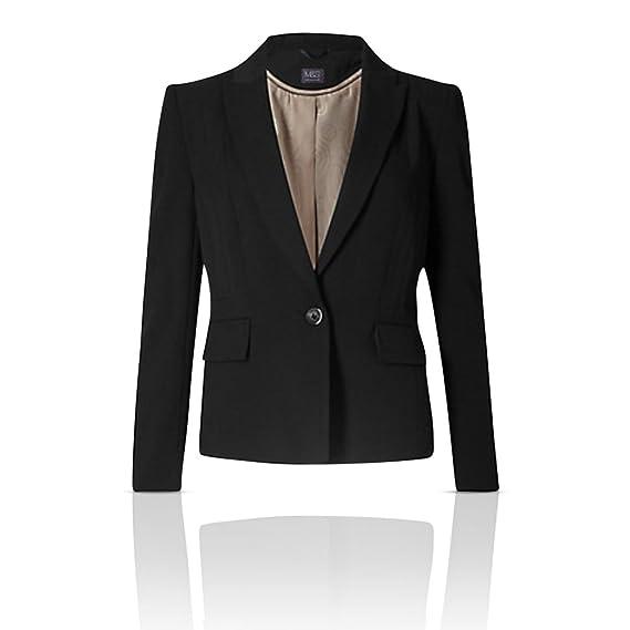 style attrayant prix bas officiel de vente chaude Marks & Spencer - Veste de tailleur - Blazer - Manches ...