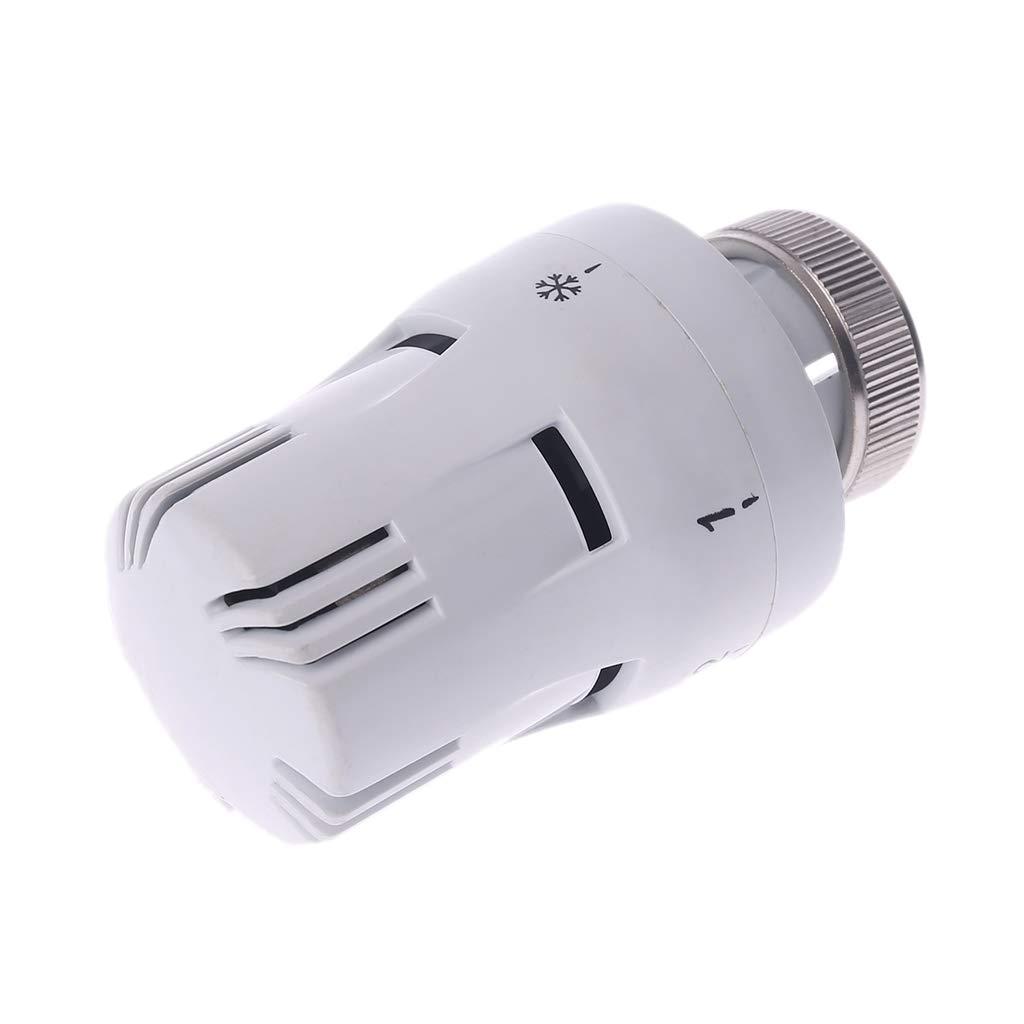BIlinl Syst/ème de Chauffage de vanne de radiateur Valves de contr/ôle de temp/érature pneumatiques