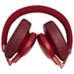 JBL Live 500BT by Harman, 30 Hrs Playtime, Quick Charge, Wireless Over Ear Headphones with Mic, Dual Pairing, AUX…