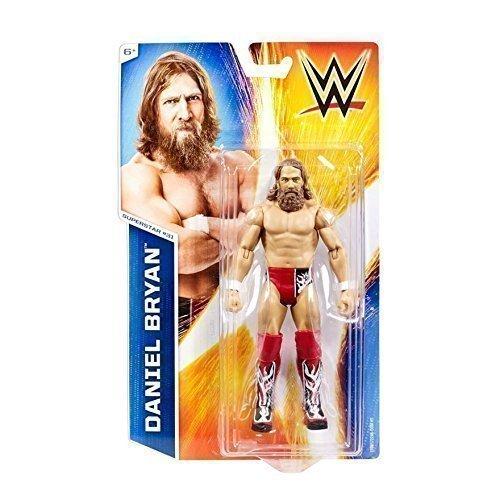 WWE Daniel Bryan Brian Basic Series 50 #34 Nxt Figure Wrestling Mattel WWF by WWE