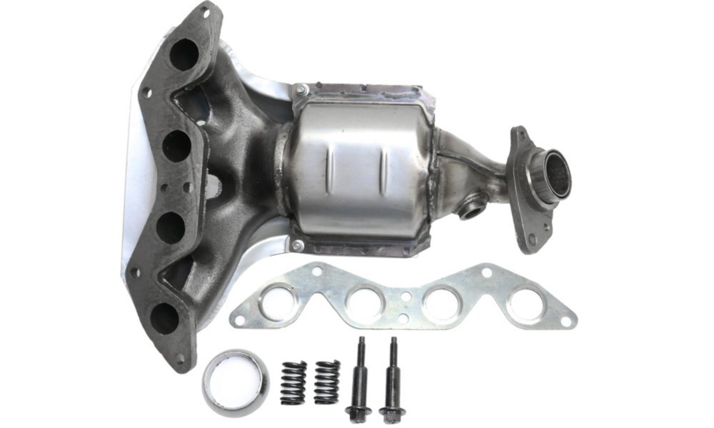 EVAN FISCHER REPH960325 New Direct Fit CIVIC 01-05 CATALYTIC CONVERTER, Front, 4 Cyl, 1.7L, Except VTEC Engines Assembly