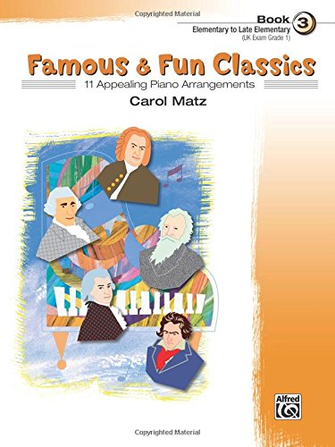 Famous & Fun Classic Themes Book 3 ()