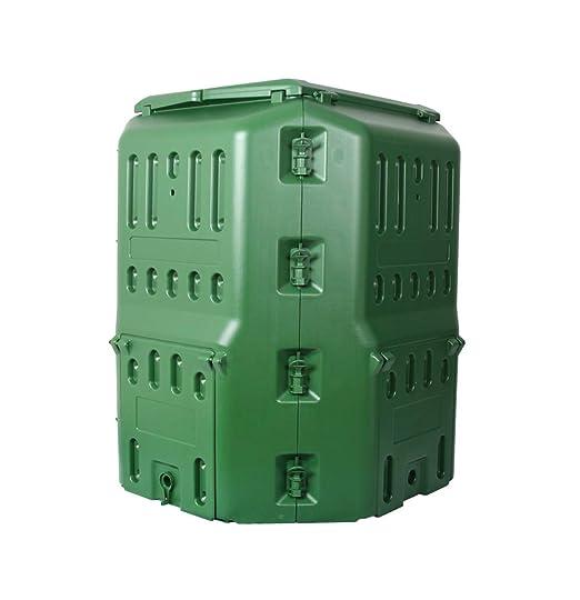 Contenedores de compostaje de Gran Capacidad 480L, fácil de ...