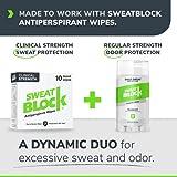 Sweatblock Excessive Sweat and Odor bundle