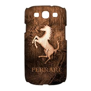 Samsung Galaxy S3 I9300(3D) Phone Case Ferrari Logo